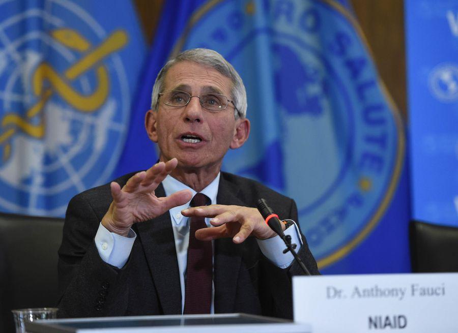 Development of vaccine against new coronavirus progressing well: U.S. health official - Xinhua | English.news.cn