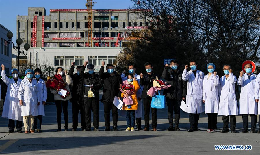 CHINE-NINGXIA-PATIENTS-RECOVER (CN)