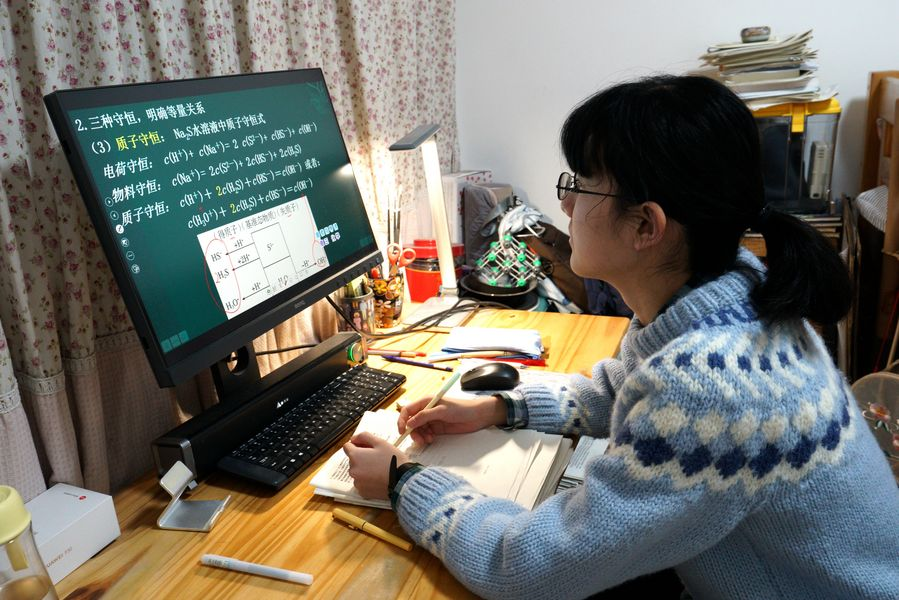 China's digital marketing industry maintains growth amid epidemic - Xinhua | English.news.cn