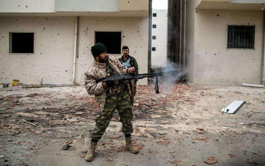 No Russian troops in Libya: Kremlin - Xinhua | English.news.cn