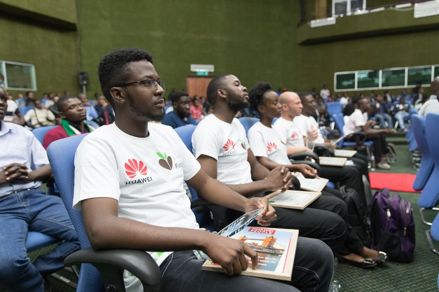 China's Huawei strives to promote innovation among youth in Malawi - Xinhua   English.news.cn