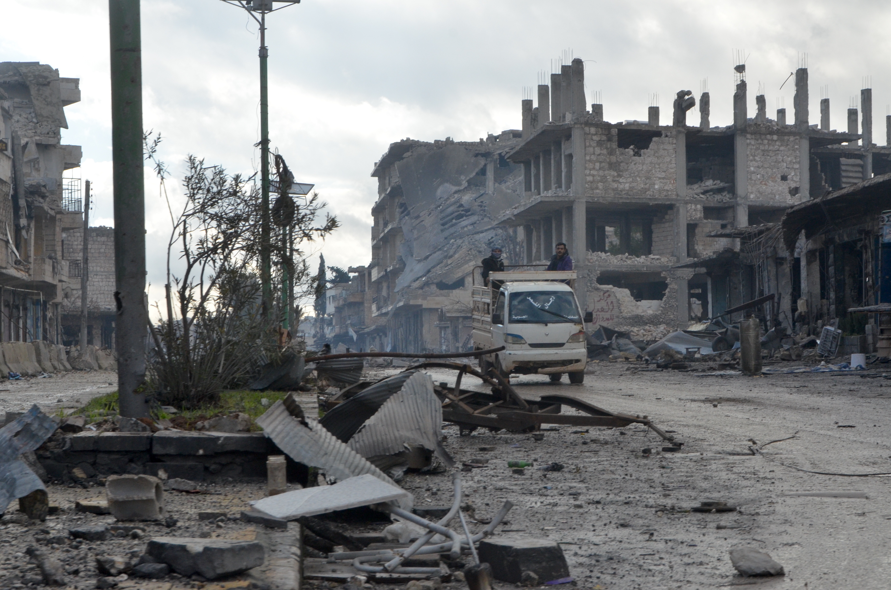 Russia-backed Syrian troops repel attacks of Turkey-supported militants: Russian military - Xinhua | English.news.cn