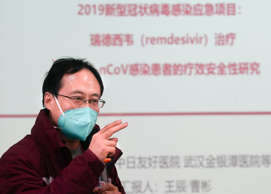 Update: China fast tracks clinical trials for five new drugs  - Xinhua | English.news.cn