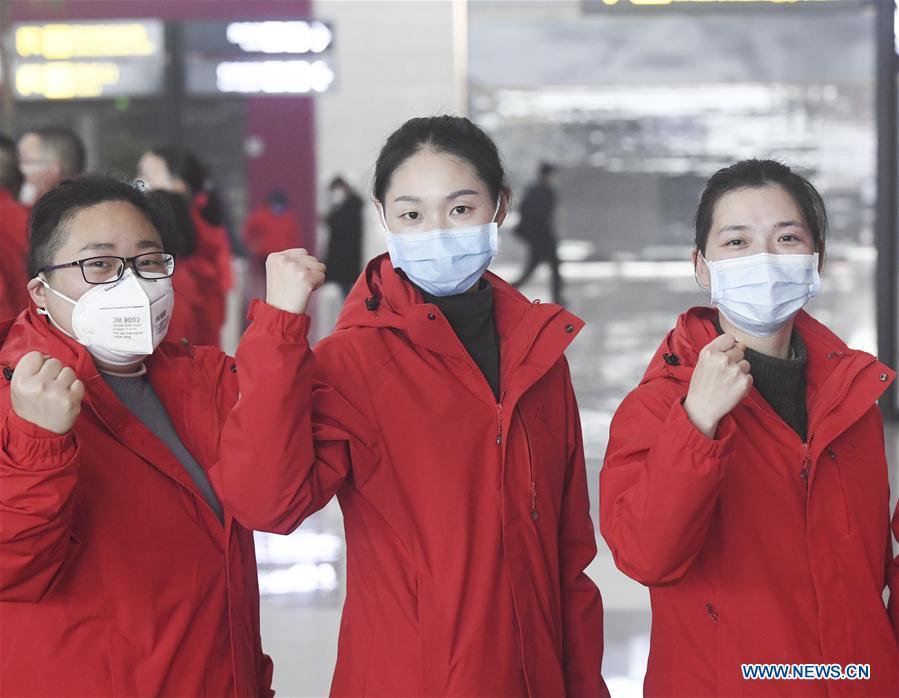 中国-重庆-医疗队-武汉-NCP-AID(CN)