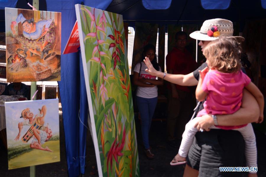 斯里兰卡-哥伦布艺术博览会