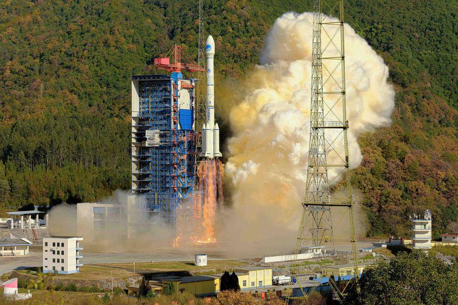 China's BeiDou satellites help navigate fight against epidemic - Xinhua | English.news.cn