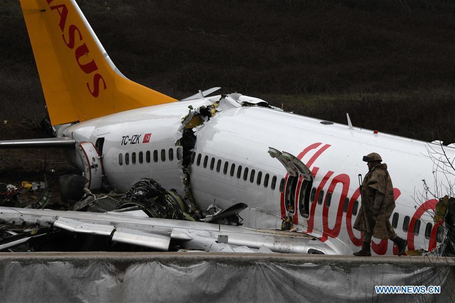 土耳其-伊斯坦布尔-飞行员-飞机意外事故