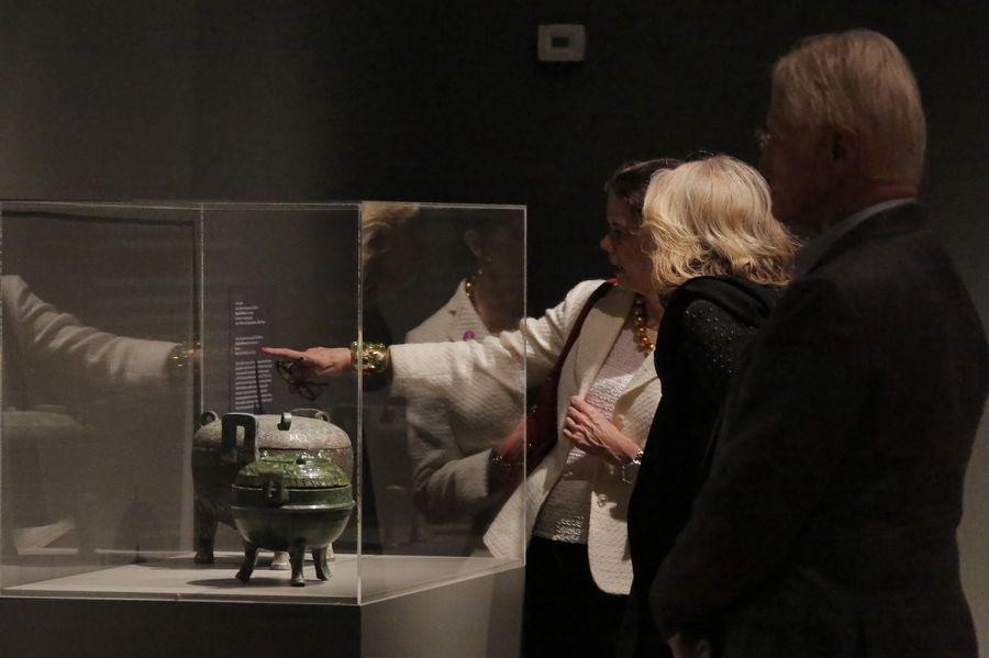 Chinese bronze artwork exhibition to be held in Houston - Xinhua | English.news.cn