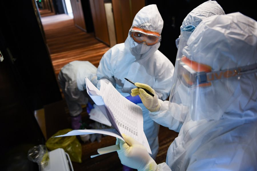 State Council urges better epidemic prevention and control in civil affairs service facilities - Xinhua | English.news.cn