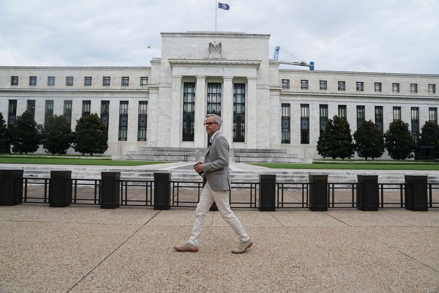 Spotlight: U.S. Fed under pressure to cut rates amid COVID-19 concerns
