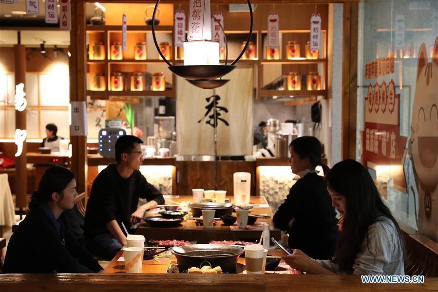中国-甘肃-餐厅-就餐服务