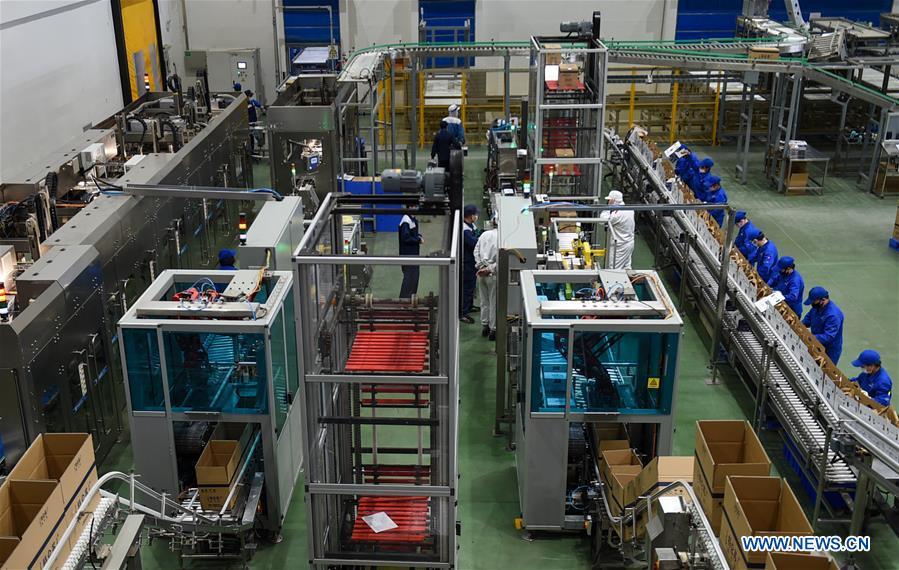 中内蒙古-生产恢复(中国)
