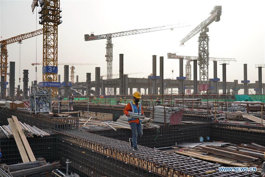 中国-河北-咸安-建设-恢复(CN)