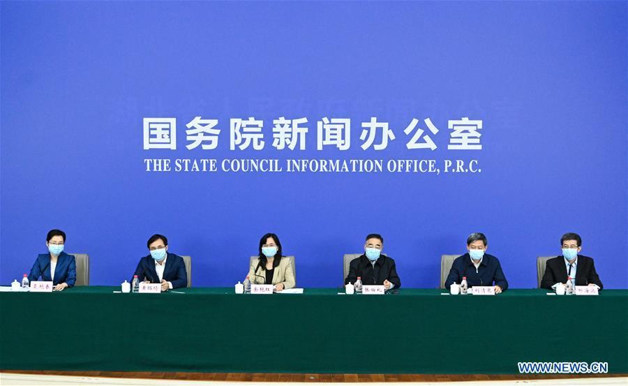 中国-武汉-COVID-19-新闻发布会-TCM