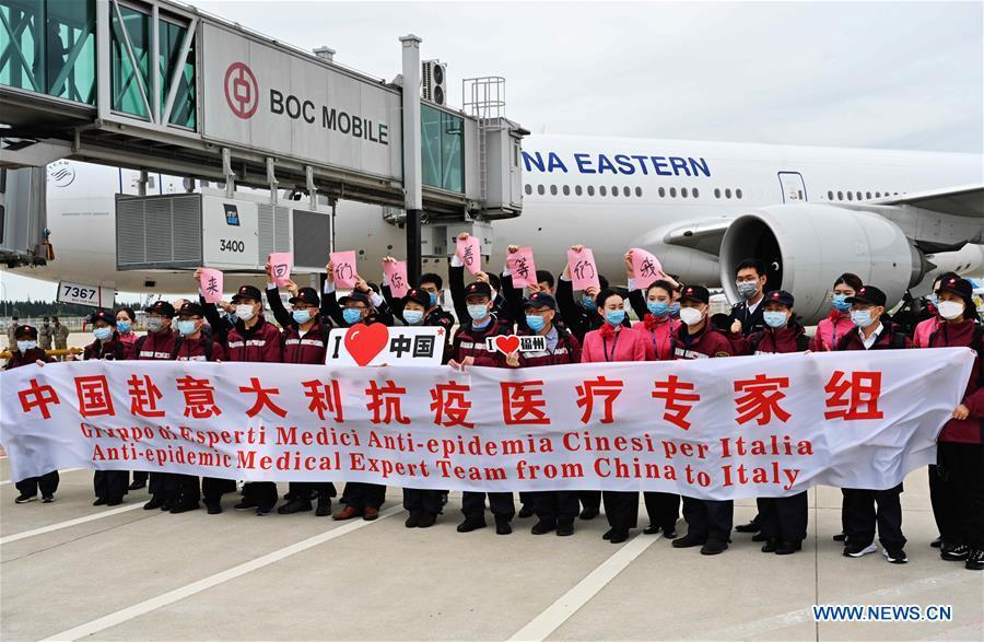 CHINA-FUJIAN-FUZHOU-MEDICAL EXPERTS-ITALY (CN)