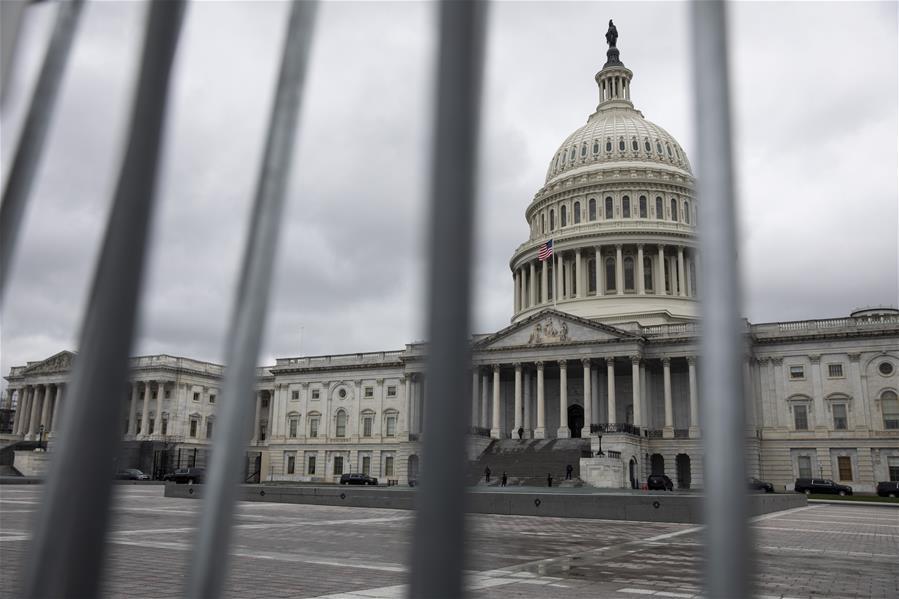 U.S.-WASHINGTON D.C.-2 TLN USD STIMULUS PACKAGE-COVID-19