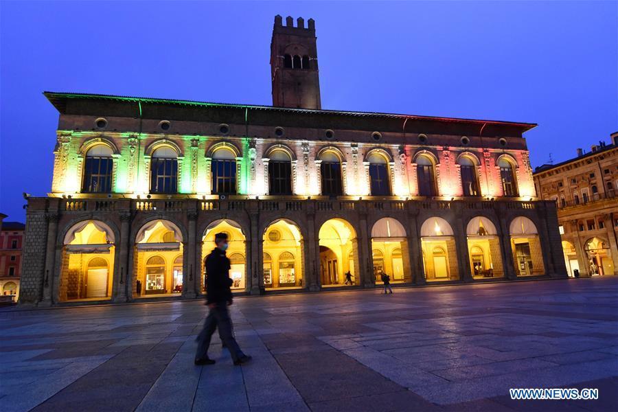 ITALY-BOLOGNA-COVID-19-CASES