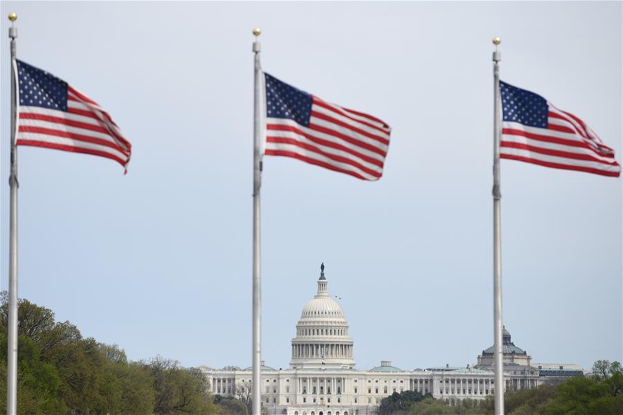 U.S.-WASHINGTON D.C.-TRUMP-STIMULUS BILL-COVID-19
