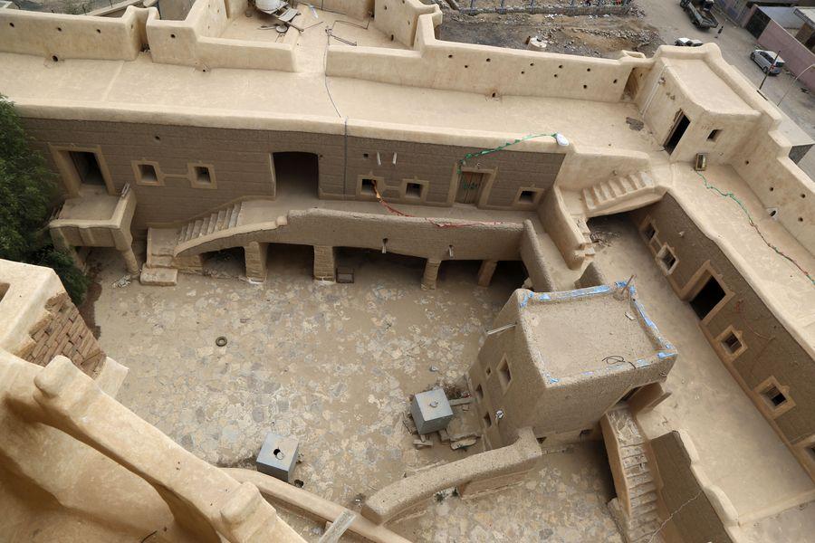 Yemen's historic castle in Saada stands at risk - Xinhua | English.news.cn