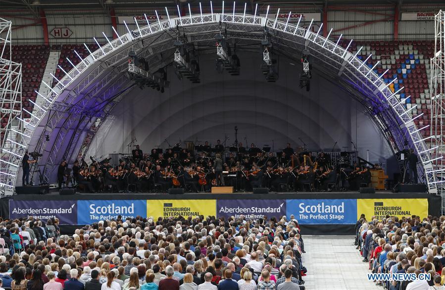 BRITAIN-EDINBURGH-EDINBURGH FESTIVALS-CANCELLATION-COVID-19
