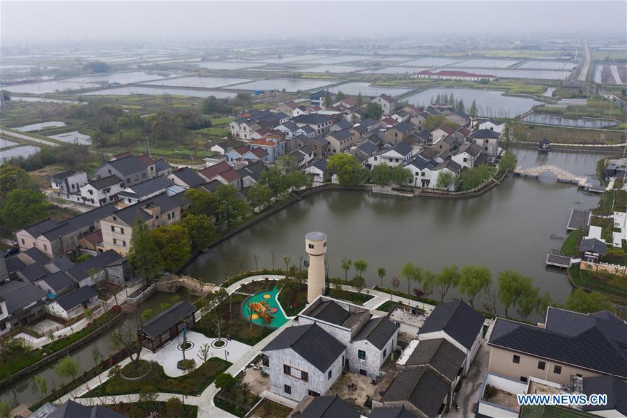 CHINA-ZHEJIANG-HUZHOU-COUNTRYSIDE (CN)