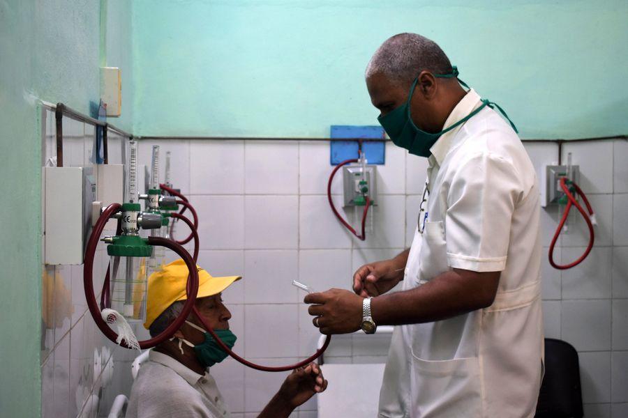Cuba condemns U.S. blocking of Alibaba donation amid coronavirus outbreak