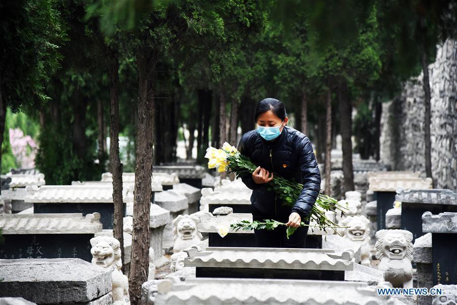 CHINA-JINAN-TOMB-SWEEPING-SERVICE (CN)