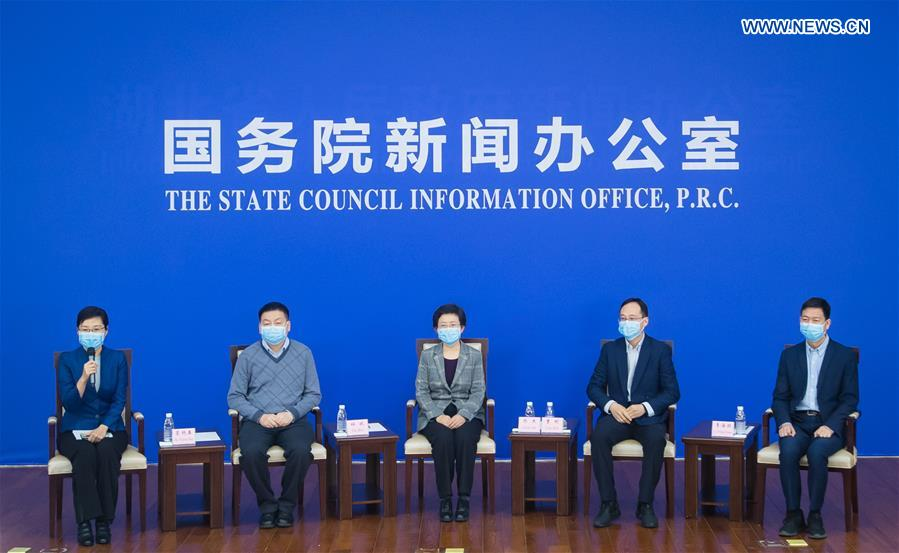 CHINA-BEIJING-COVID-19-TIMELINE-INTL COOPERATION (CN)