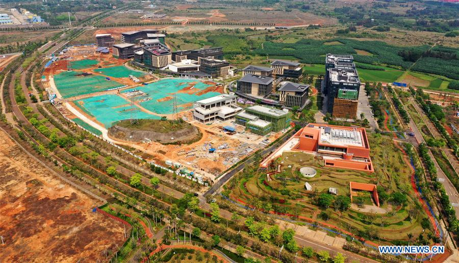 中海免费贸易港口数字经济(CN)
