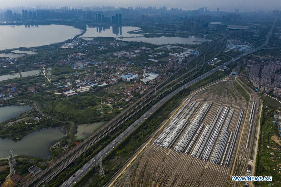 中国-湖北-武汉-铁路恢复准备工作(CN)
