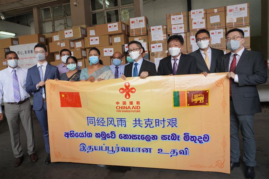 Chinese Aid A Burst Of Spring In Sri Lanka S Covid 19 Fight Xinhua English News Cn