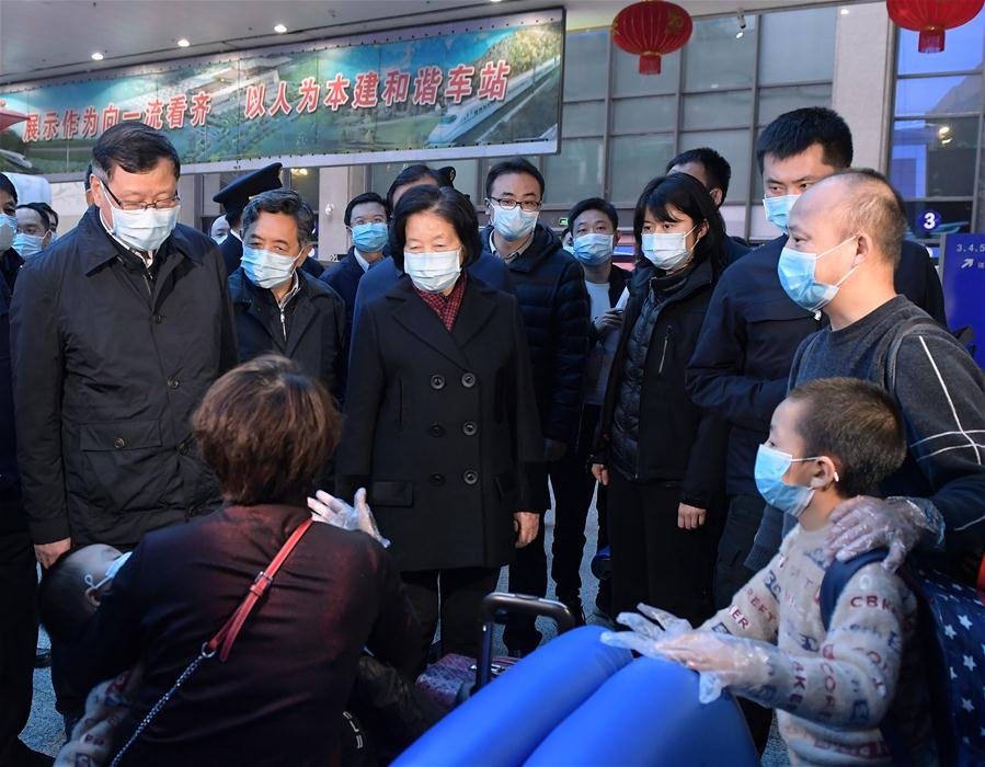 Vice Premier Stresses Long-Term, Precise Epidemic Control Measures