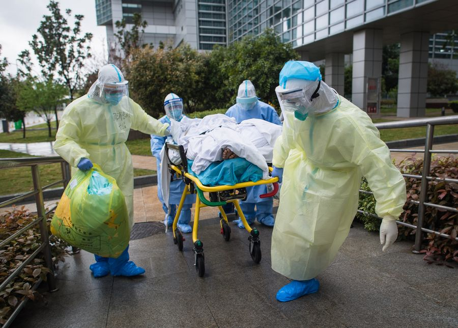 Xi Chairs Leadership Meeting on Regular Epidemic Control, Work Resumption