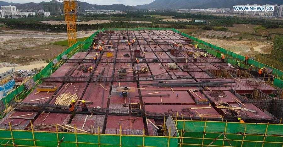 中国海南三亚科技城(CN)