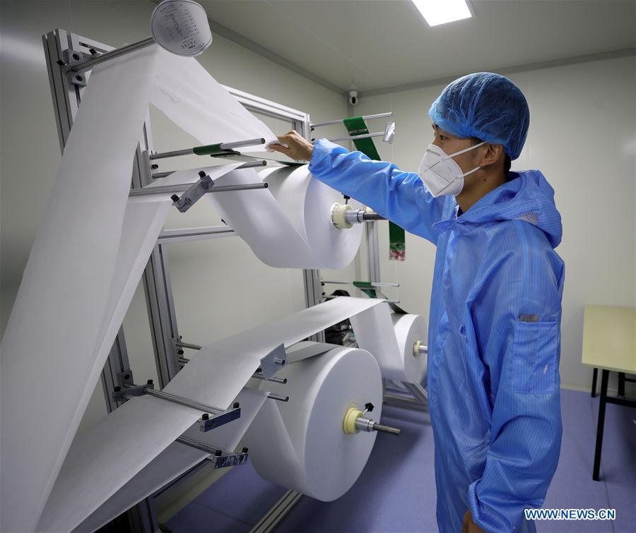 中国辽宁沉阳面具生产(中国)