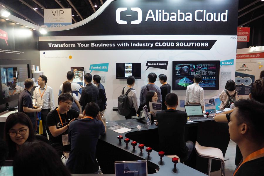 Alibaba Cloud announces mammoth infrastructure investment