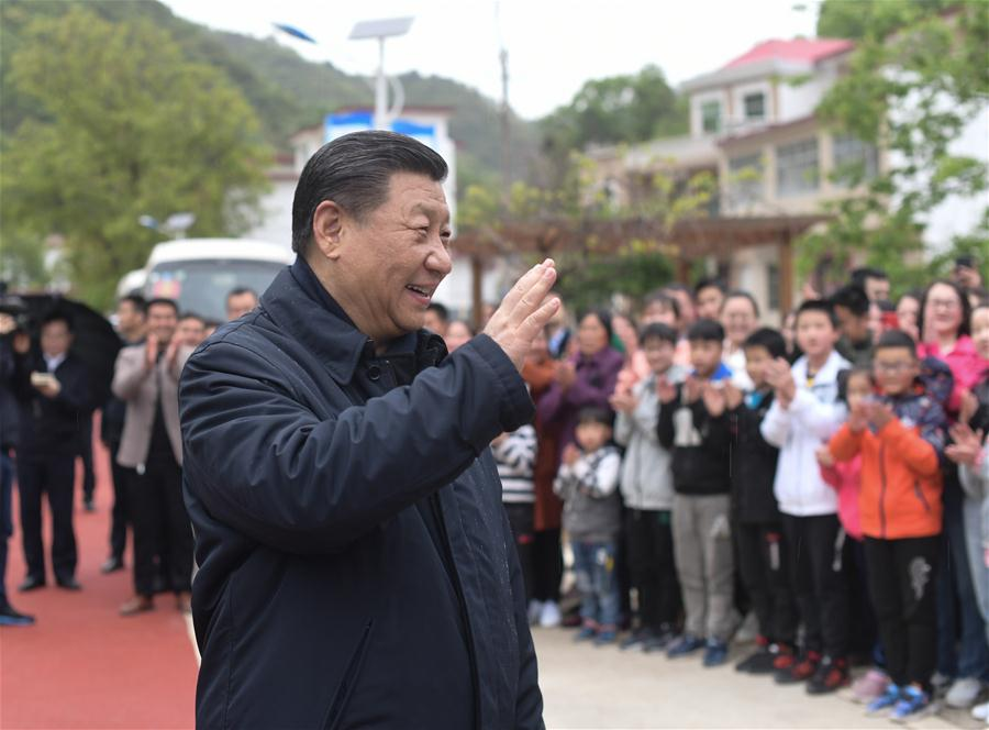 Xi Hails Role of E-Commerce in Poverty Alleviation, Rural Vitalization