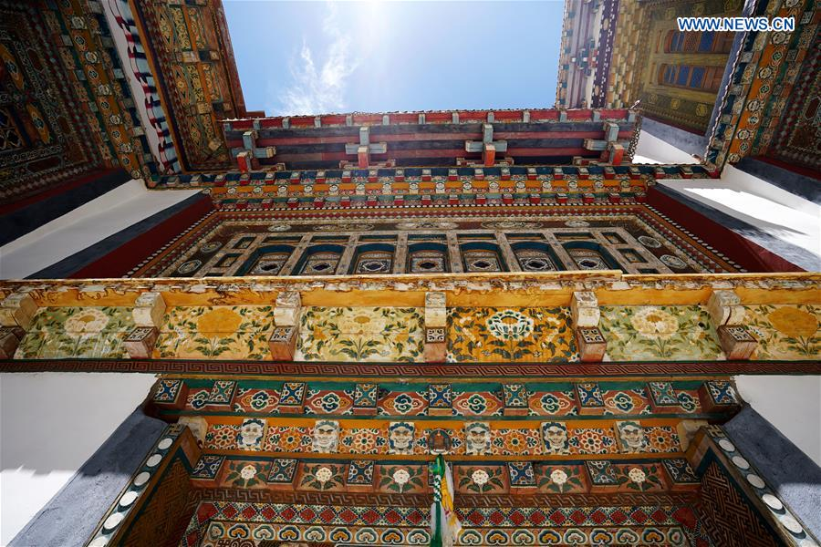 CHINA-TIBET-ZONGANG-RESIDENCES-ART (CN)