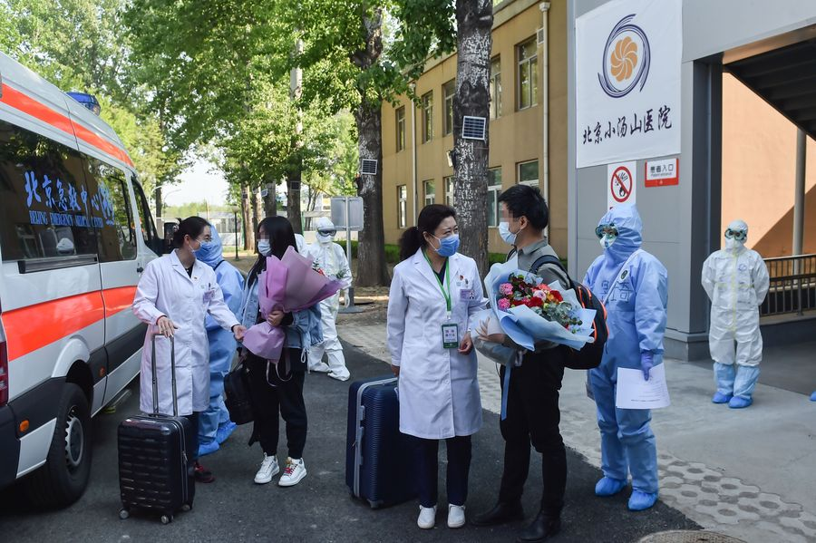 China sees no new COVID-19 deaths for 26 days