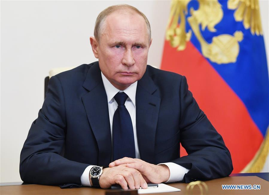 RUSSIA-MOSCOW-PUTIN-COVID-19 RESTRICTIONS-ENDING