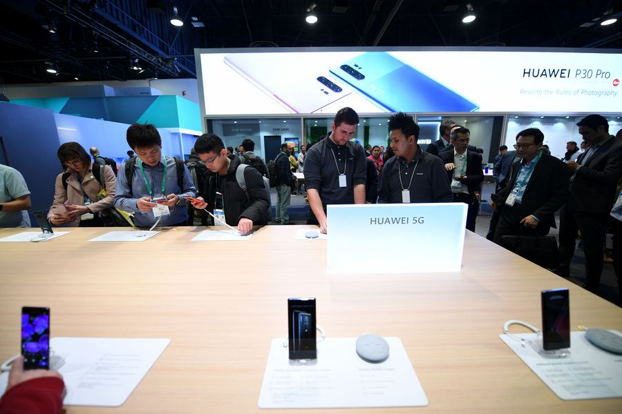 Huawei opposes U.S. trade restrictions, tries to seek a solution - Xinhua | English.news.cn