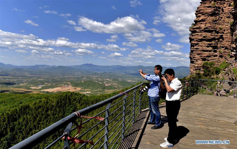 CHINA-HEBEI-LINCHENG-TOURISM (CN)