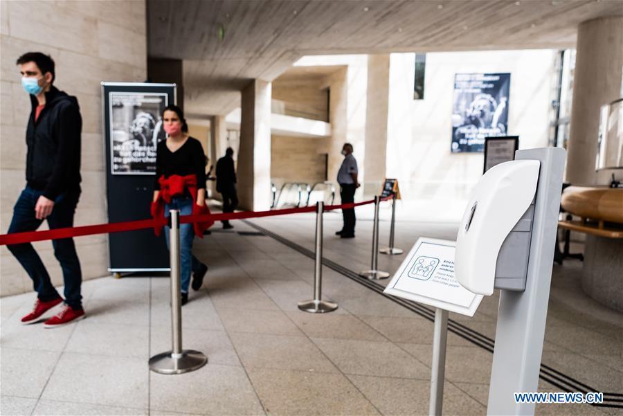 德国柏林COVID-19-博物馆