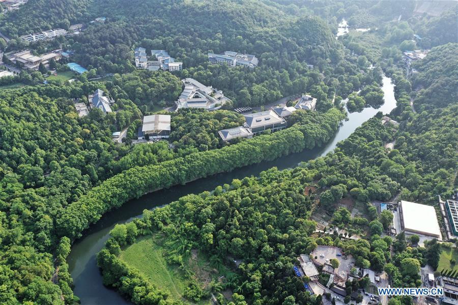 中国-贵州-贵阳-夏季风景(CN)