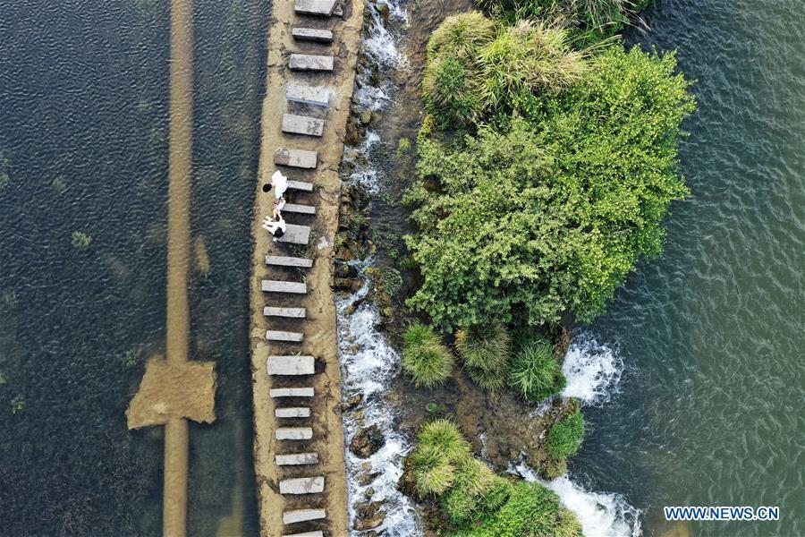CHINA-GUIZHOU-GUIYANG-SUMMER SCENERY (CN)