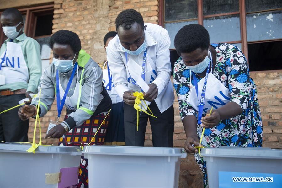 布隆迪一般选举