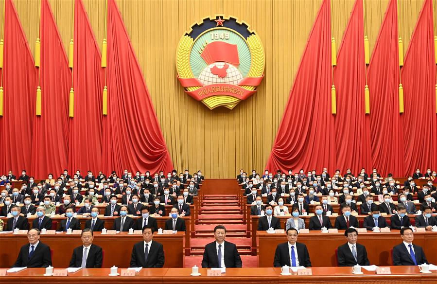 (TWO SESSIONS)CHINA-BEIJING-CPPCC-ANNUAL SESSION-OPENING (CN)