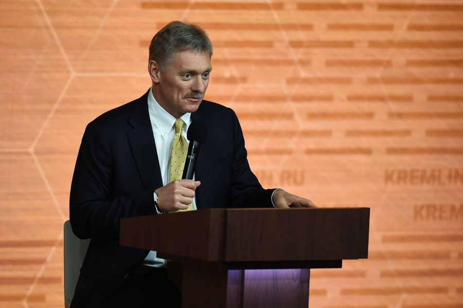 Coronavirus-hit Kremlin spokesman discharged from hospital: media reports - Xinhua | English.news.cn