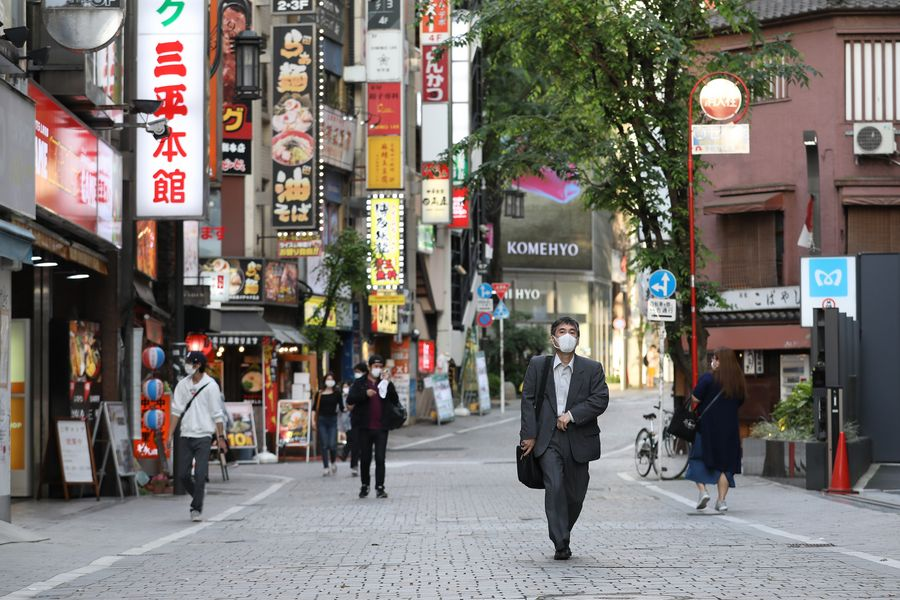 Japan's recession-hit economy needs boost in domestic demand to help counter headwinds - Xinhua | English.news.cn