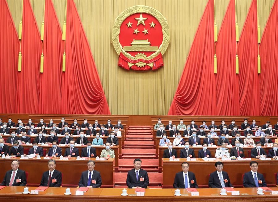 China's Top Legislature Concludes Annual Session